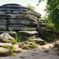Каменные Палатки. :: Нэля Лысенко