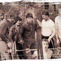 Каратисты из 80_х годов. :: Андрей Хлопонин