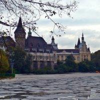 Будапешт. замок Хундавассер :: Татьяна Ларионова