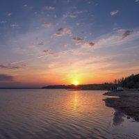 Встречая солнце :: Валерий Иванович