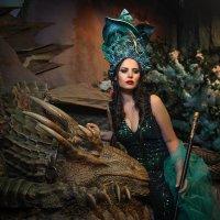 Мать драконов :: Анжелика Маркиза