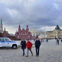 На главной площади страны :: Николай Ярёменко