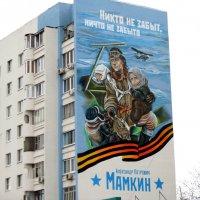 Лётчик - герой Мамкин А. П. погиб, спасая детей. :: Надежда
