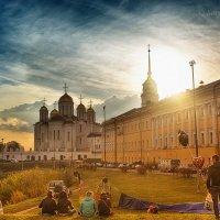 Провожая солнце :: Сергей Шаталов