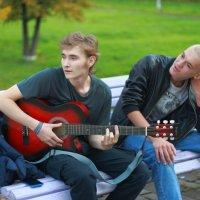Поющие песни Цоя :: Владилен Панченко