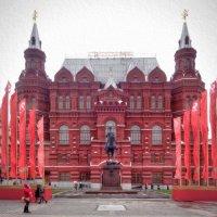 Памятник Жукову :: anderson2706