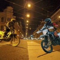 Ночные гонки :: irina Schwarzer