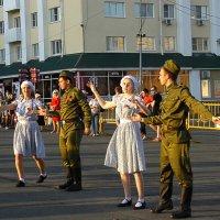 танец Победы :: Юлия Денискина