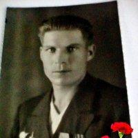 Пискунов Виталий Герасимович, мой родной дядька, прошёл всю войну! :: Восковых Анна Васильевна