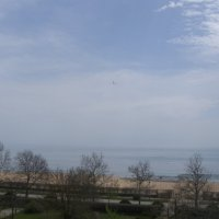 черное море синее небо :: Анна Воробьева