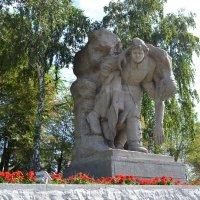 Сестрица...герои войны... :: Георгиевич