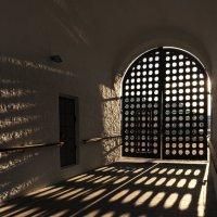 монастырские ворота :: cfysx