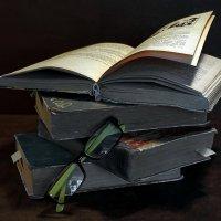 Книг забытое чтение ....! :: Анатолий Святой