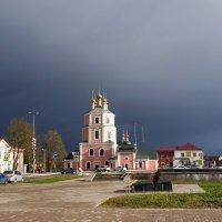 Вид на Казанскую церковь :: Нина Синица