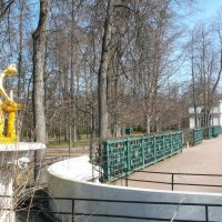 Петергоф.Нижний парк :: Таэлюр