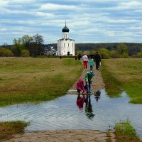 Церковь Покрова ... :: Владимир Шошин