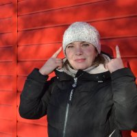 Татьяна,русская душою,сама не зная почему,любила русскую зиму... :: Георгиевич