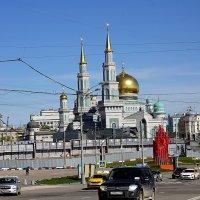 Московская соборная мечеть :: Леонид leo