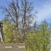 памятник М. Горькому :: Михаил Николаев