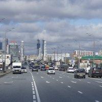 Это - Москва. :: Алекс Ант