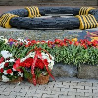 Никто и ничто не забыто, героям войны посвящается. :: Михаил Столяров