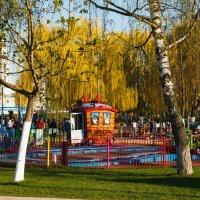 В детском парке :: Nyusha .