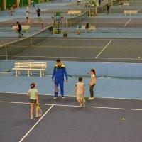 Детский большой теннис :: Георгиевич