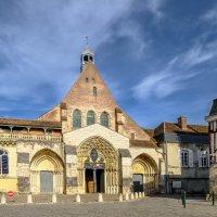 Церковь Св. Аюля (Saint Ayoul) :: Георгий А