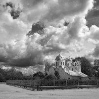 Собор Иоанна Предтечи в г.Пскове :: Анна Семенова