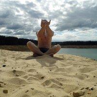 Медитация :: Юлия Денискина