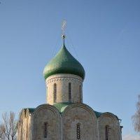 Переславль-Залесский.Спасо-Преображенский собор 1152г. :: Владислав Иопек