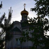 У каждого соя дорога к  Храму.... :: Георгиевич