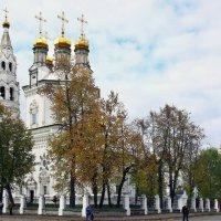 Троицкий собор в Верхотурье. :: Евгений Шафер