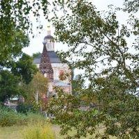 Храмы в Сольвычегодске :: Ольга Попова (popova/j2011)