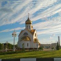 Храм :: Ирина Бондарева