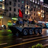Движение техники на репетицию парада Победы :: Павел Myth Буканов
