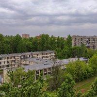 Между Бухарестской и Будапештской Как будто в Европе побывал  :: Роман Алексеев
