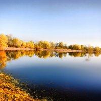 Озеро :: Денис Геранькин