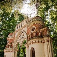 Фигурные (Виноградные) ворота в парке Царицыно 1777–1778 г. :: sorovey Sol