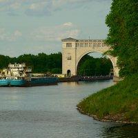 Шлюз Улличской ГЭС :: Сергей Моченов