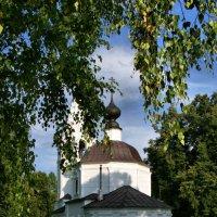 Успенский собор 1699 в Плесе :: Ирина Беркут