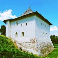 Спасская башня 1631 г. :: Евгений Кочуров