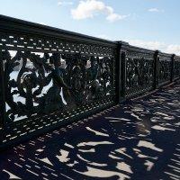 Решётка Литейного моста :: Геннадий Колосов