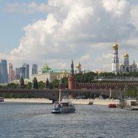 Старая новая Москва. :: Алекс Ант