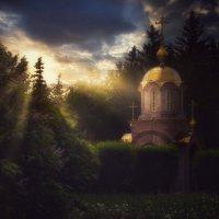 Mystical sunshine... :: Александр