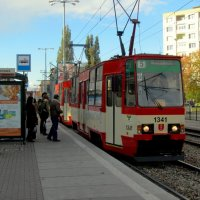 Гданьские трамваи :: Сергей Карачин
