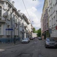 Скатертный переулок :: Сергей Лындин