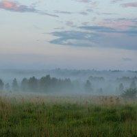 Таинственный туман :: Ruslan