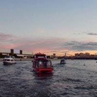 По реке :: Olcen Len