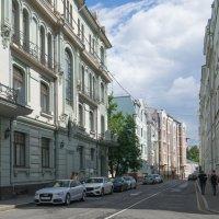 Мерзляковский переулок :: Сергей Лындин